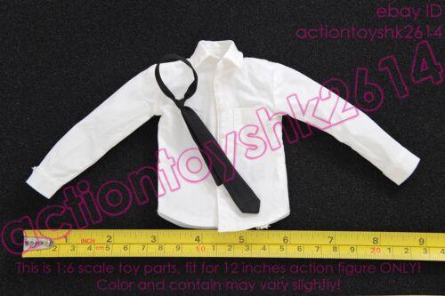 shirt w//tie 1//6 Black Hole Toys BHT003 WWII German 1940 Fashion Set