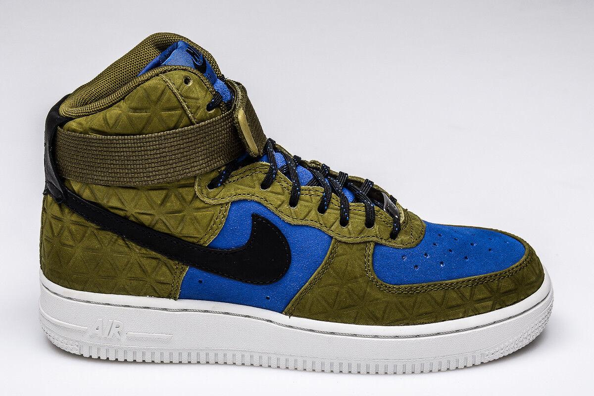 donna nike af1 air force 1  hi prm premium suede 84065 -300 nuove dimensioni delle scarpe 35  economico e di alta qualità
