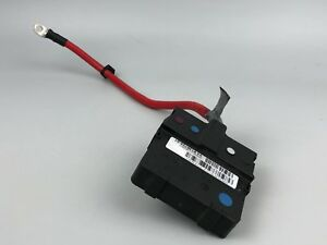 Details about MINI Cooper Original Power Distribution Relay Junction Box  with Cables 9136725