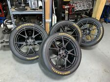 2020 Jack Roush Edition Competition Wheel Tire Package Road Racing Mustang Gt350