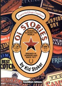 Rare: Oi Stories Kid Stoker Skinhead Ska Oi Punk Picture Book Bilder Buch Livre