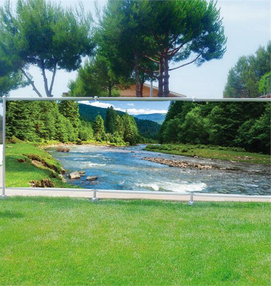 Brisa Vista Decoración Personalizado Río Ref 3677