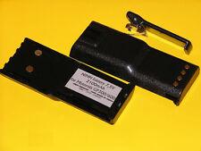 NiMH-Akku f. Motorola GP300-GP600 HNN9628 *7,5V 2100mAh  *inkl. Clip*