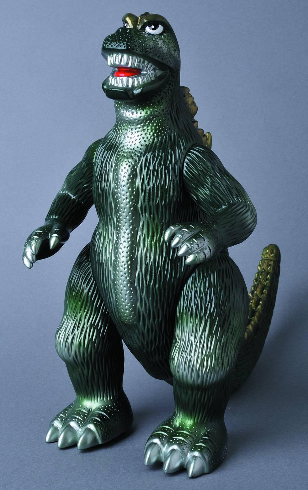 GVW PX Godzilla 1968 Sofubi Figure by MEDICOM