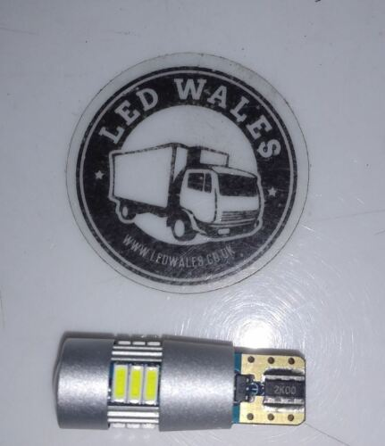 Side Light Car T10 501 194 168 W5W 15SMD LED ERROR FREE CANBUS Bulb 12v 24v