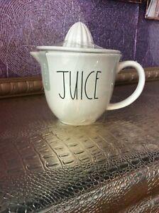 Rae-Dunn-By-Magenta-JUICE-Large-Letter-LL-Ceramic-Juicer