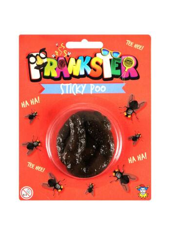 Fausse crotte faux caca chien chat farce attrapes blague jouet amusant réaliste