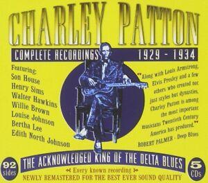 Charlie-Patton-Complete-Recordings-5-CD-NEU