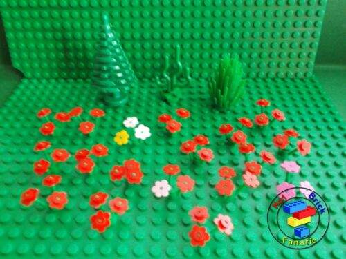 Tree Packs Fruit Palm Lego Tree Bush Flower Cypress