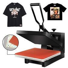 15x15 T Shirt Heat Press Machine Transfer Kit Sublimation Digital Clamshell