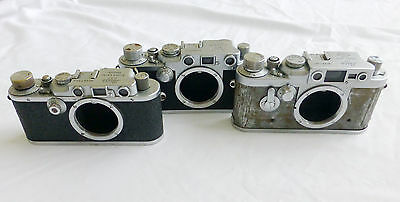 Leica Leitz Screw Mount Camera Sevice CLA,d with 90 day warranty Wetzlar
