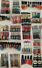 LOT 50 Wet N Wild MAKEUP Eyes Lips Face Nails Wholesale NEW IN GREAT CONDITION