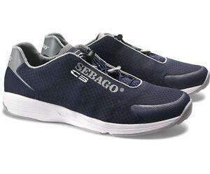 db60b2124b64 Men s Sebago Cyphon Navy Sea Sport Performance Deck Shoes PERFECT ...