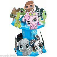 Littlest Pet Shop Stand-up Centerpiece Birthday Party Supplies Decorations Lps