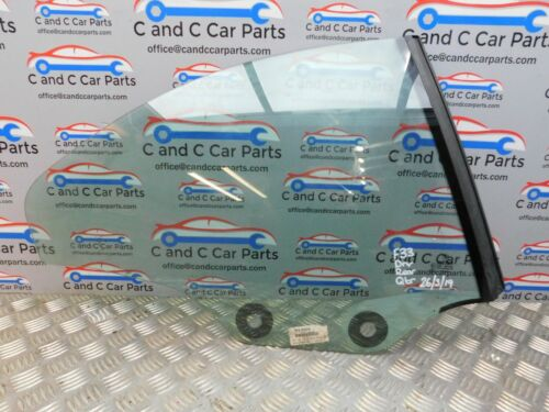 BMW 4 Series Convertible Window Glass Right Rear F33 26//3