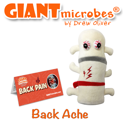 Giant Microbes *** NEW RELEASE *** Original Animal Cell GiantMicrobes