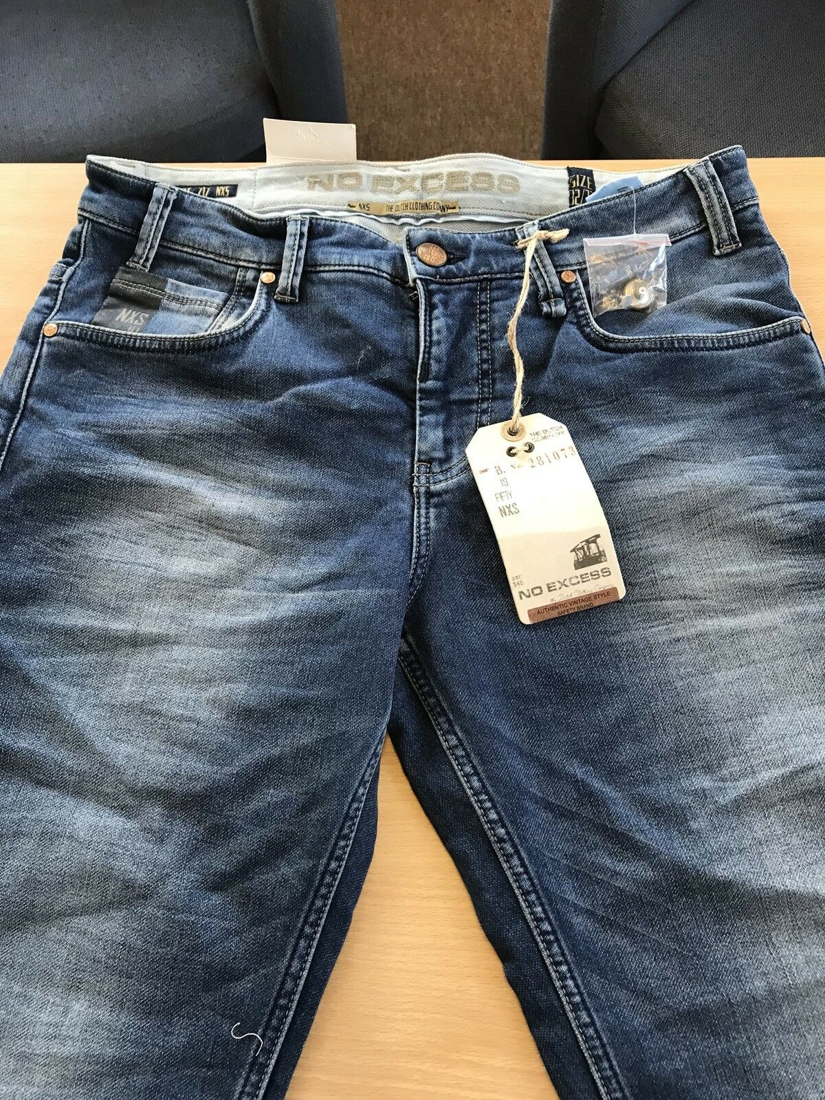 No Excess Jogg Jeans 34w 34L  BNWT Probably Best Jogg Jeans around