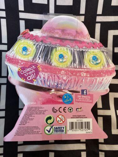 Lalaloopsy Mini Haley Galaxy Series 12 #1 Alien Doll Rare