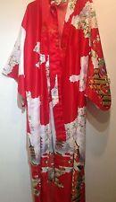 oriental kimono robe
