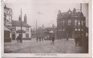 Leeds-Crown-Junction-New-Wortley-with-Tram-Posted