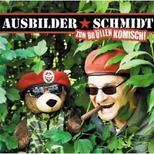 AUSBILDER-SCHMIDT-ZUM-BRULLEN-KOMISCH-CD-NEU
