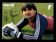 Roland Grüner Reusch Autogrammkarte 1.FC Kaiserslautern Original Signiert+ 89887