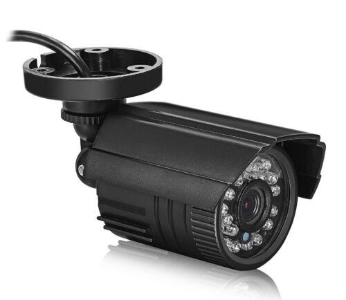 KING VISION SECURITY SURVIELLANCE CAMERA 24IR Infrared 800TVL  CCTV HOME OFFICE