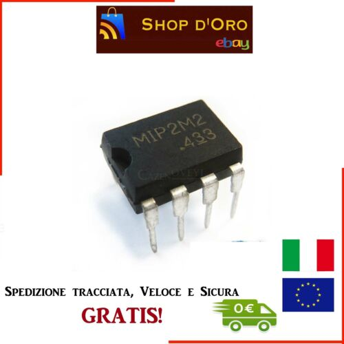 MIP 2M2 Circuito Integrato DIP-7 chip MIP2M2