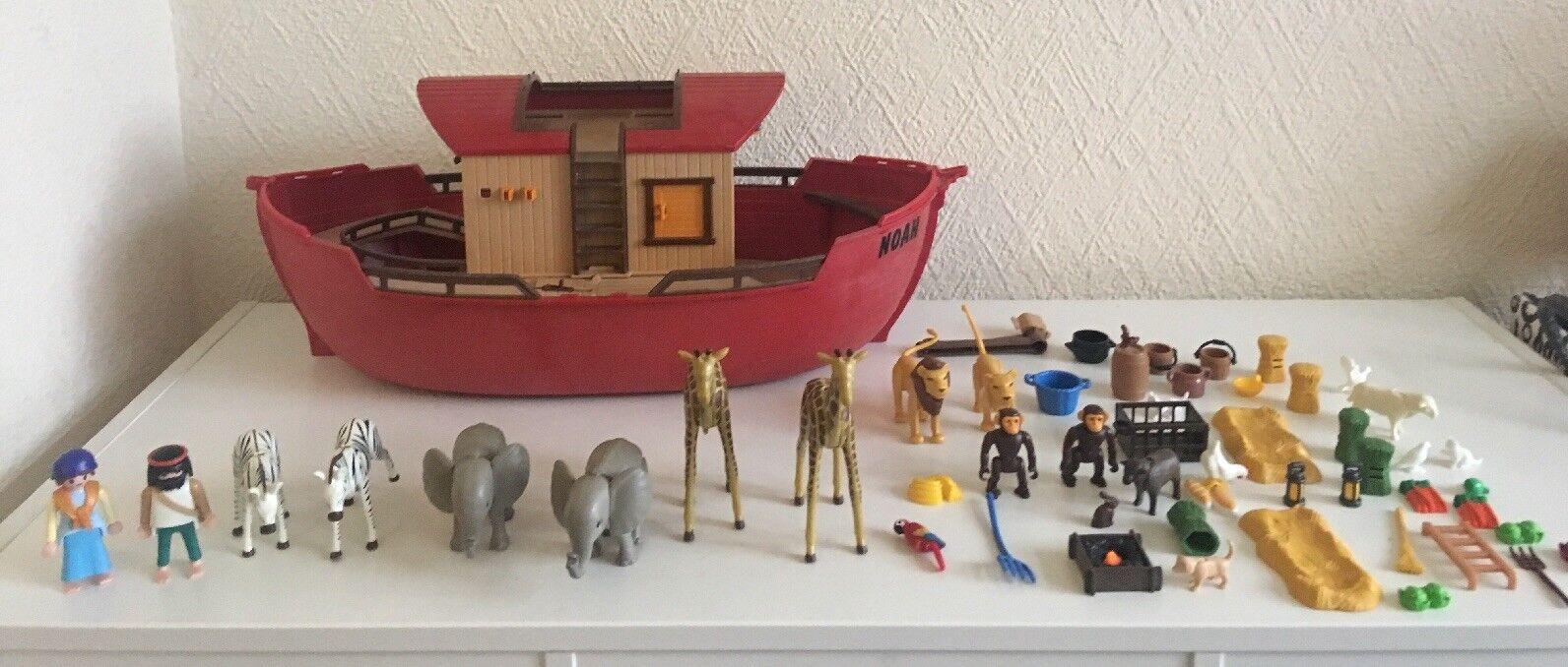 Playmobil - Noah's Ark - 5276 - Animals - Food - Accesories