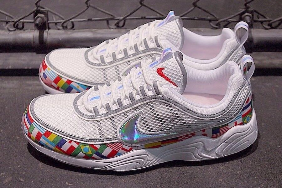 Nike Air Zoom Spiridon 16 NIC QS International Flag