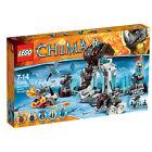 LEGO Legends of Chima Die Eisfestung der Mammuts (70226)