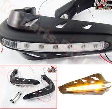 Motorcycle LED Universal Hand Guards Kawasaki VERSYS 1000 650cc NINJA 400R
