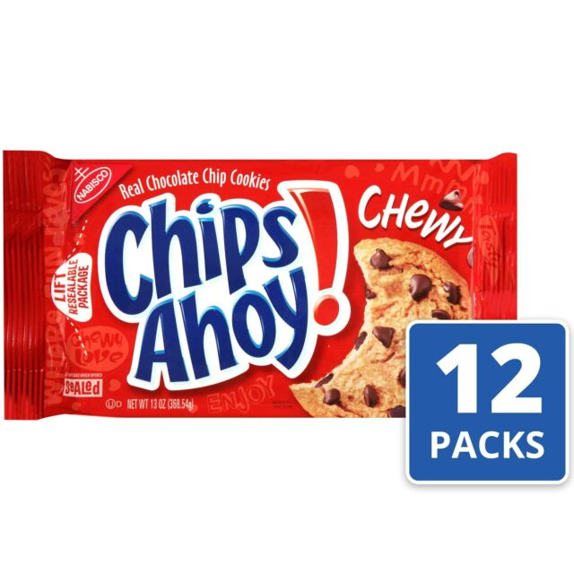 CHIPS AHOY! Chewy Chocolate Chip