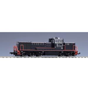 Tomix-2229-Diesel-Locomotive-JR-DE10-Kyushu-Railway-Black-A-N