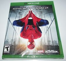 The Amazing Spider-Man 2 for Xbox One Brand New! Factory Sealed!