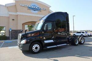2012 Freightliner Cascadia Tractor Semi Truck Sleeper Detroit Diesel NO RESERVE