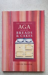 The-Traditional-Aga-Book-of-Breads-and-Cakes-by-Louise-Walker-Paperback-2003