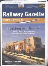 Railway Gazette International - February 2012
