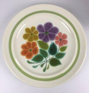 """Franciscan Ware """"Floral"""" pattern, Dinner Plates 1970's Vintage 1 ea (6 Avb)"""