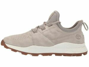 Details about Timberland BROOKLYN OXFORD Taupe Men's Perforated Sneakers TB0A1YW1