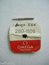 piéce part Omega 260 1106 tige de remontoir montre watch swiss 23