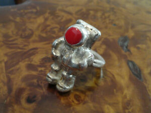 Gunther-Grant-BOWIE-Major-Tom-sterling-spaceman-NASA-ring-USA-a