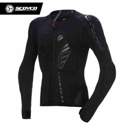 SCOYCO AM03 Men Racing Motocross Jacket Off Road Motorcycle Armor Gear Protector