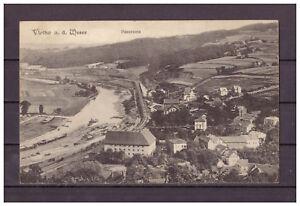 Ansichtskarte-Vlotho-a-d-Weser-Panorama