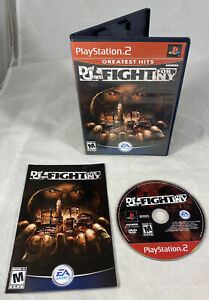 Def Jam: Fight for NY (Sony Playstation 2, 2004) PS2 CIB Complete Tested Rare!!!