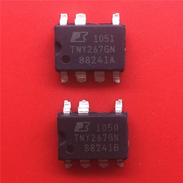 LNK304GN  LNK304G  Off-Line-Switcher  SMD8  Power Integration  NEW  #BP 5 pcs