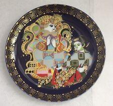 VINTAGE Rosenthal Bjorn Wiinblad Aladin Plate No.8