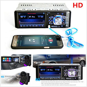 4-1-034-HD-Car-In-Dash-Stereo-Head-Unit-MP5-MP3-Player-Bluetooth-FM-Radio-AUX-USB