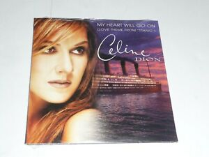 Celine-Dion-My-heart-will-go-on-CANADIAN-CD-Single-SEALED