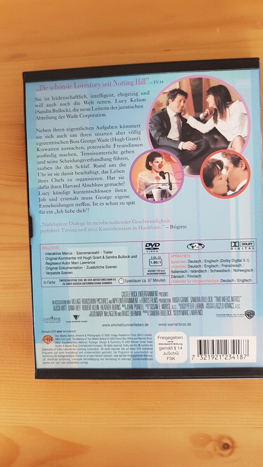 Ein Chef zum Verlieben DVD, 20 online kaufen   eBay